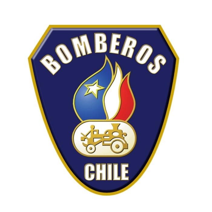 Logo de Cuerpo de Bomberos de Chile
