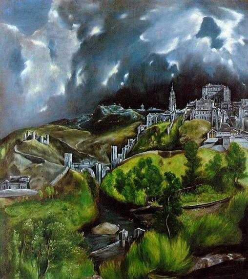 Эль Греко в Толедо и Толедо на картинах Эль Греко
