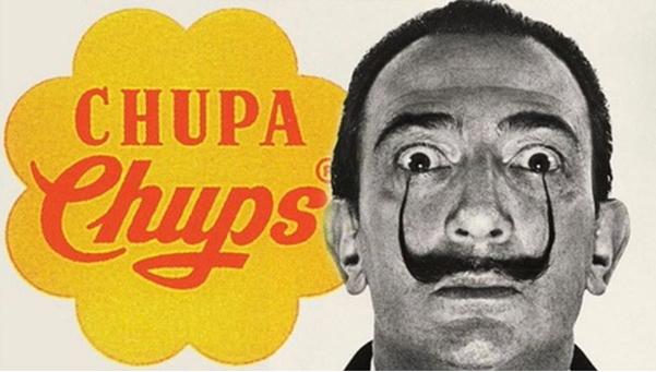 Chupa-Chups и Сальвадор Дали