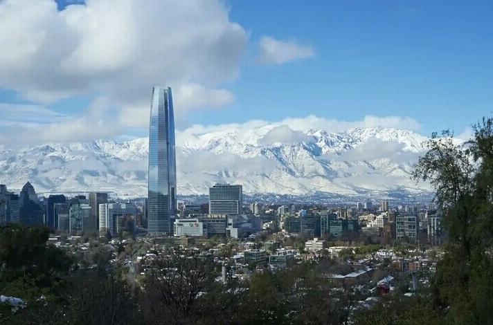 Почему русские мёрзнут в Чили