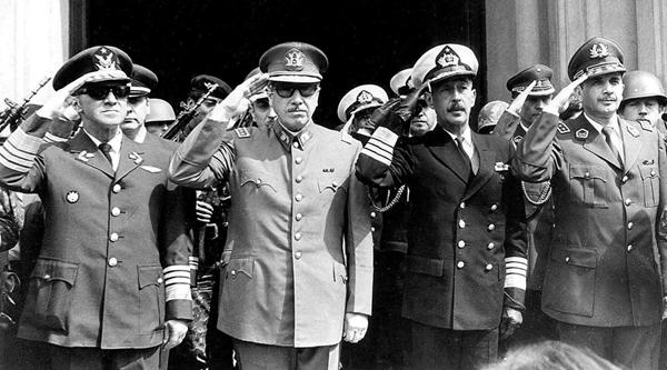 История военного переворота в Чили 1973