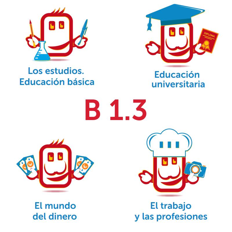 Испанский B1.3