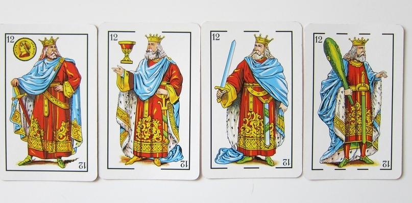 No te creo, amigo, или как играть в испанские карты