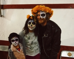 Мексиканские истории #8. Día de muertos, noche de vivos
