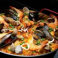 Испанская кухня.