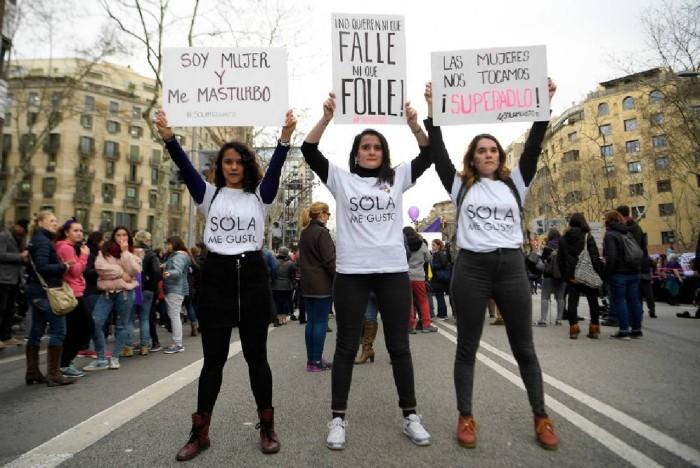 Феминизм глазами молодой испанки