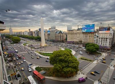 Улицы в Аргентине