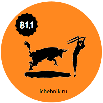 Онлайн-курс «Испанский B1.1»